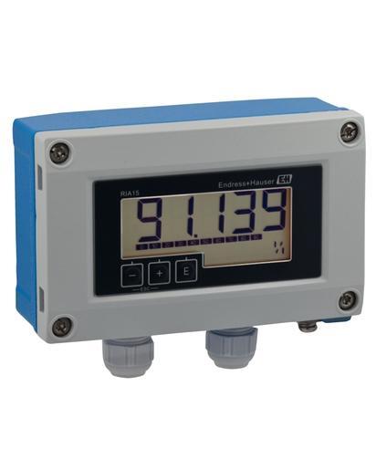 Transmetteur monovoie Liquiline Compact CM72 - null