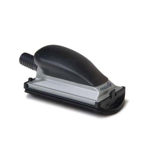 sanding block - ergonomic grip + 3 different shapes - null