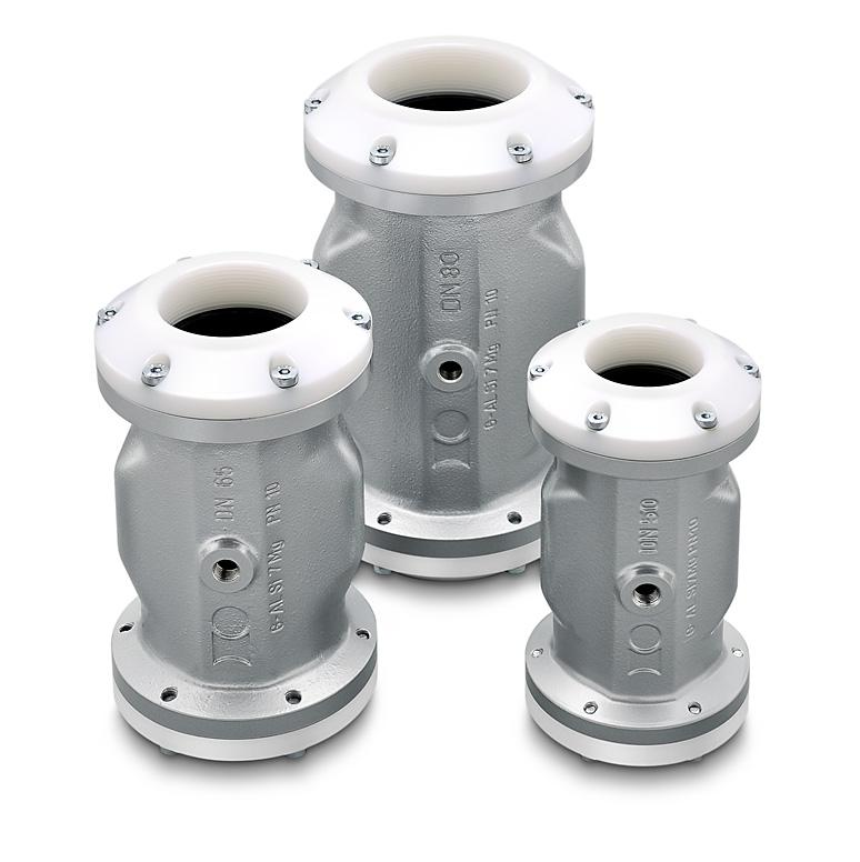 HO-Matic pinch valve series 40 - null