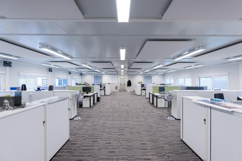 Bureaux modulaires - null