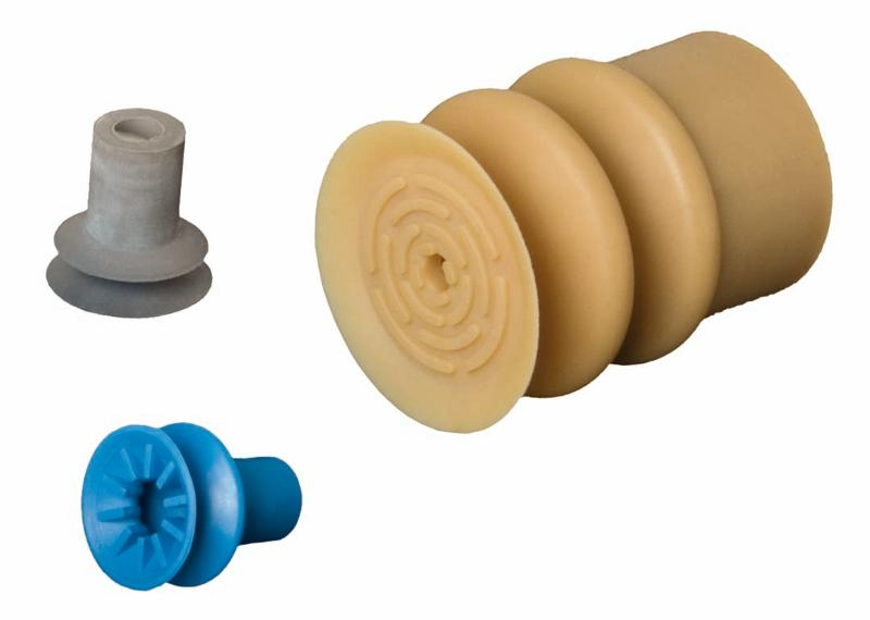 Vakuumsauger - Saugnapf - Druckindustrie, Folien, Papier - null