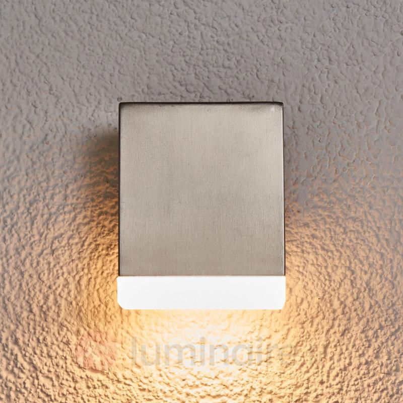 Applique d'extérieur LED Aya éclairant vers le bas - Appliques d'extérieur LED
