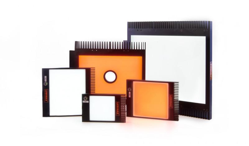 LED-Flächenbeleuchtung LG-Serie - LED-Flächenbeleuchtung für die industrielle Bildverarbeitung (Machine Vision)