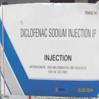 Diclofenac Sodium Injection - Diclofenac Sodium Injection