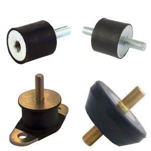 rubber bumper - M3 M4 M5 M6 M8 silicone rubber mount rubber shock absorber rubber bumper