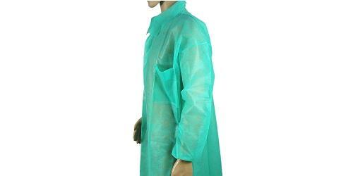 Manteau Green Lab -