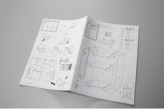 User manuals, instructions - Custom designed printed instructions
