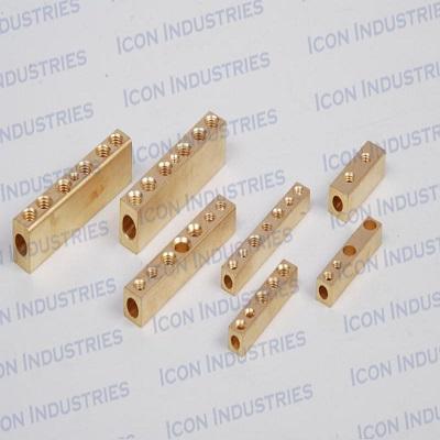 Brass Pin Plug Socket 2 - Brass Pin Plug Socket 2