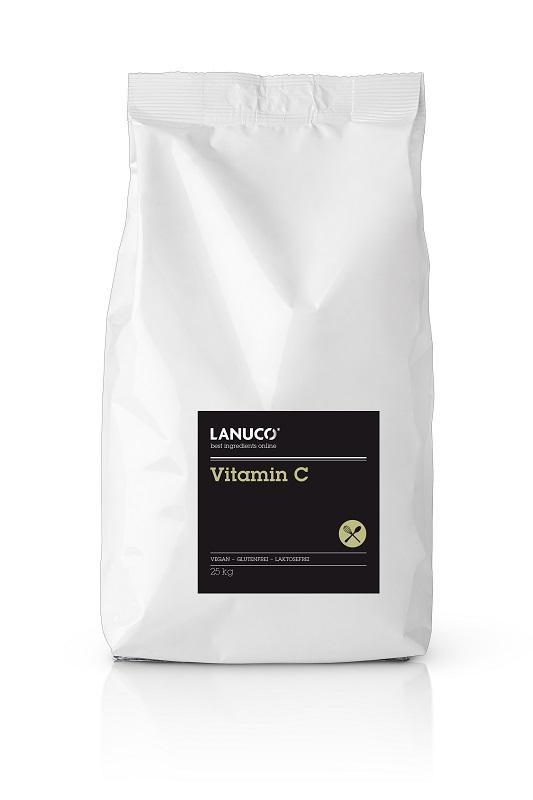 Vitamin C - Antioxidationsmittel, Vitaminanreicherung, Pulver