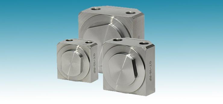 Stainless Turbine Vibrators GTRF - Pneumatic turbine vibrators made of stainless-steel