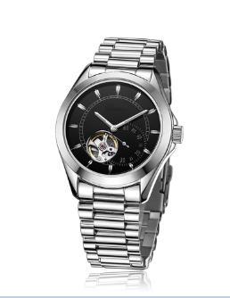 mechanical watches GCS13002 in Liechtenstein -  2018 new fashional hot sales stainless steel automatic mechanical watch