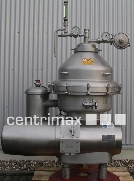 Alfa Laval Self-cleaning disc centrifuge - MRPX 214 TGV-74