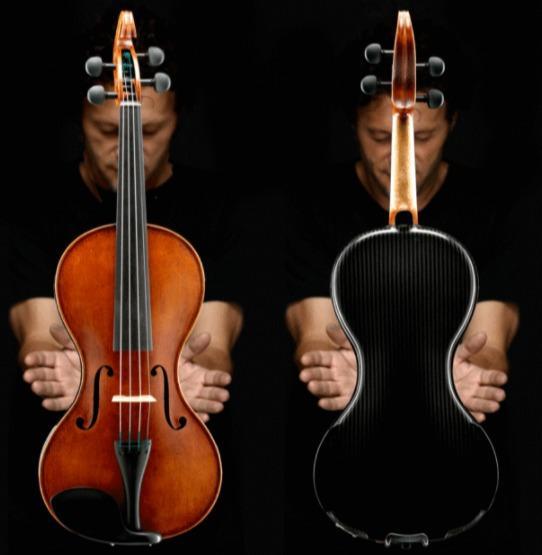 Vi-Vi Electro Acoustics Violin -