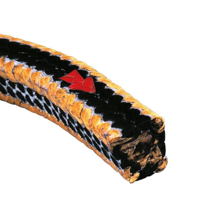 Combination Braid of ePTFE with incorporated Graphite - Trapez-Pack12