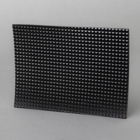 Rubber Mats and Rubber Sheets - Complex application possibilities despite simple geometry!