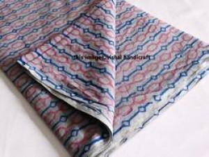 Sanganeri Block Print Fabric -