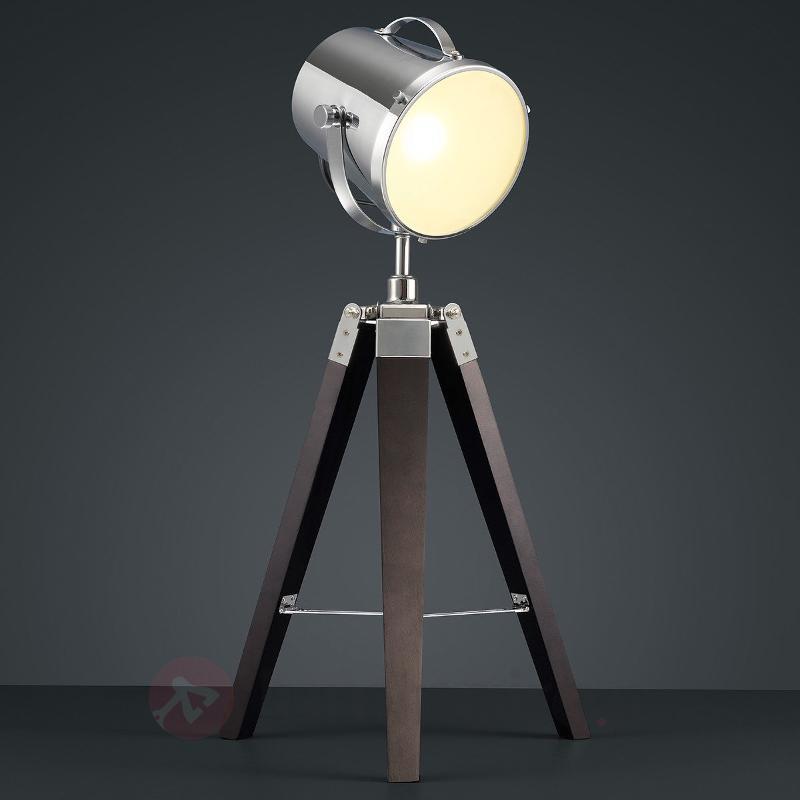 Lampe à poser Antwerp au look de projecteur - Toutes les lampes à poser