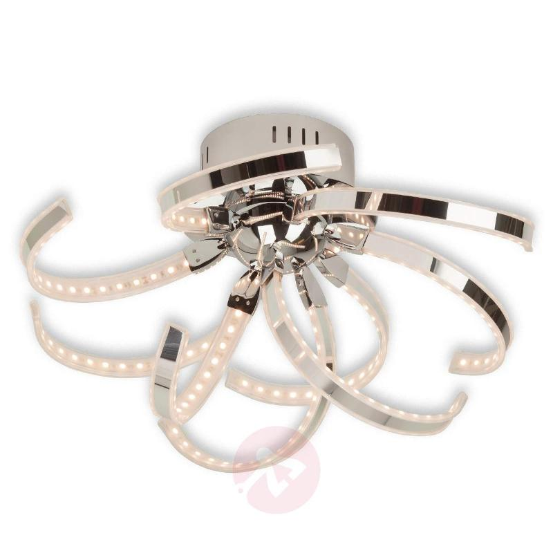 Appealing LED ceiling light Yunan - Ceiling Lights