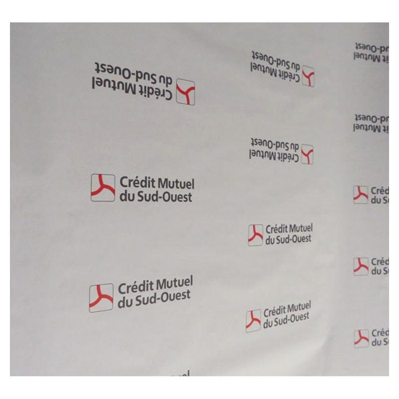 Nappe papier imprimée - Nappes publicitaires et nappe personnalisée