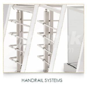 Aluminium Handrail Systems - Aluminium Guardrail Systems