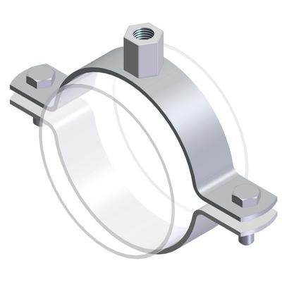 Screw clamps - HSR 07 15-18 mm without inlay