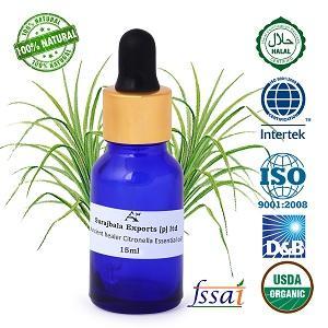 Ancient healer Citronella oil 15 ml - Citronella oil  Citronella essential oil