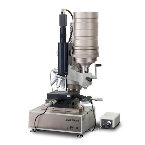 Durómetro Vickers - ZHV10 - Durómetro Vickers - ZHV10