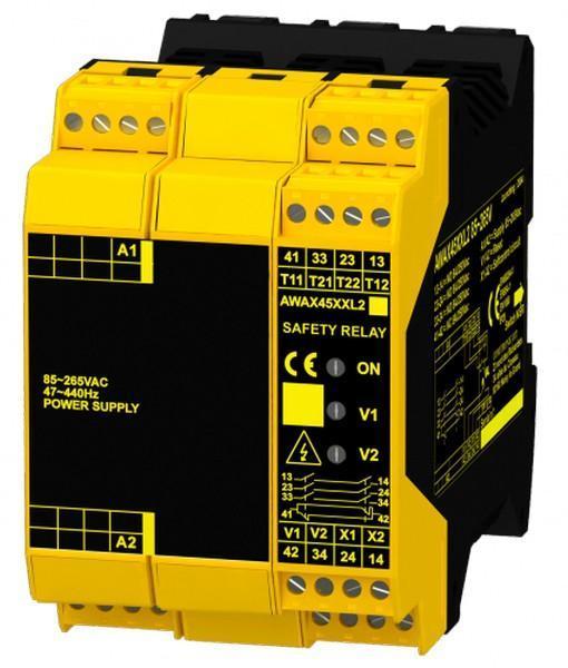 Contrôle les capteurs à procédé Acotom/interrupteurs mécaniques/arrêts d'urgence - AWAX 45XXL2