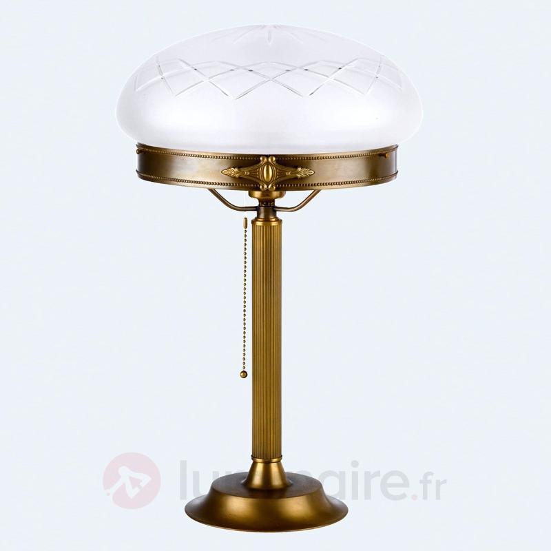 Lampe à poser classique Volker - Lampes à poser classiques, antiques