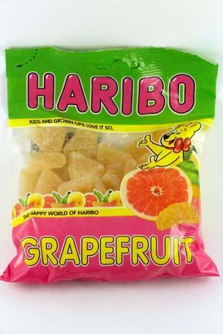 Haribo Grapefruit -