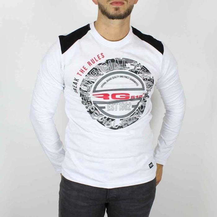 Mayorista Europa Camiseta RG512 - Camiseta y Polo de manga larga