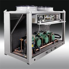 refrigeration-systems / outdoor - HP3
