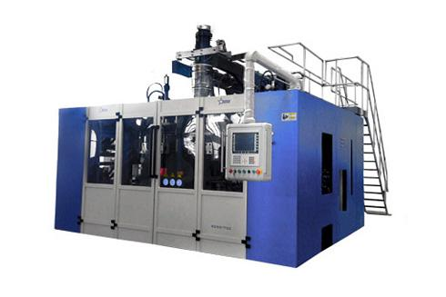 Shaped Engineering Blow Molding Machine Cases - Monolayer B25D-750 Shaped Pieces Blow Moulding Machine(Two stations One Cavity)