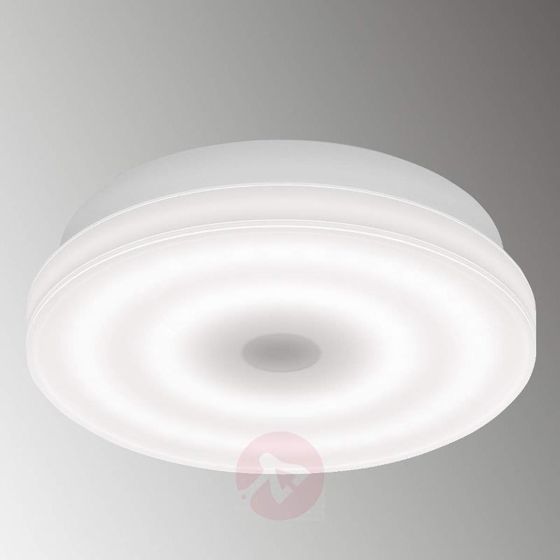 Flat LED ceiling lamp Round c30 - Ceiling Lights