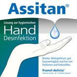 Assitan®, Kanister mit 5 l Inhalt - Handdesinfektionsstation