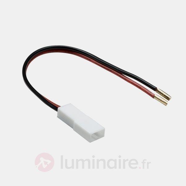 Adaptateur pour transformateur LED 10 cm - Transformateurs