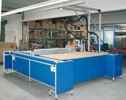 Adhesive tables