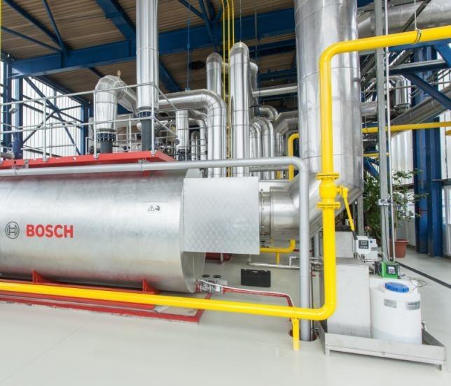 Bosch Flue gas heat exchanger ECO Stand-Alone - Bosch Flue gas heat exchanger for hot water boilers