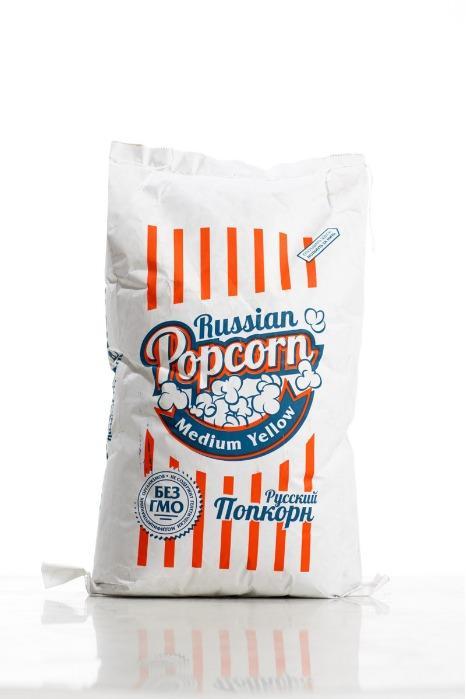 Попкорн -