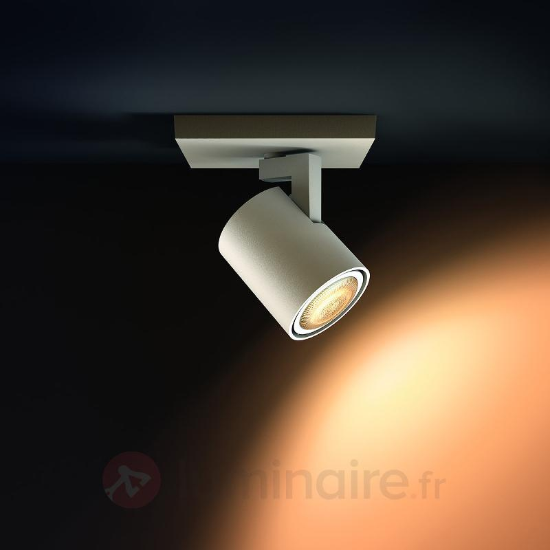 Spot LED Philips Hue Runner avec variateur - Philips Hue