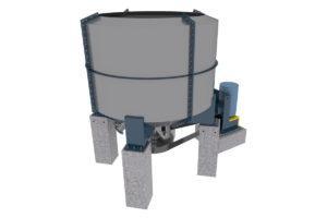 LCB – Pulper discontinuo bassa densità - Preparazione Impasti