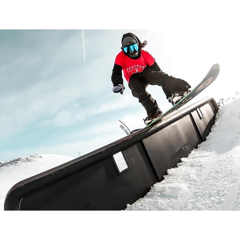 Snowboard Flames Bextreme 2020 - Tablas Snowboard