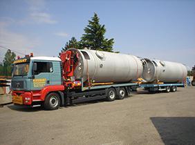 camions porteur grue