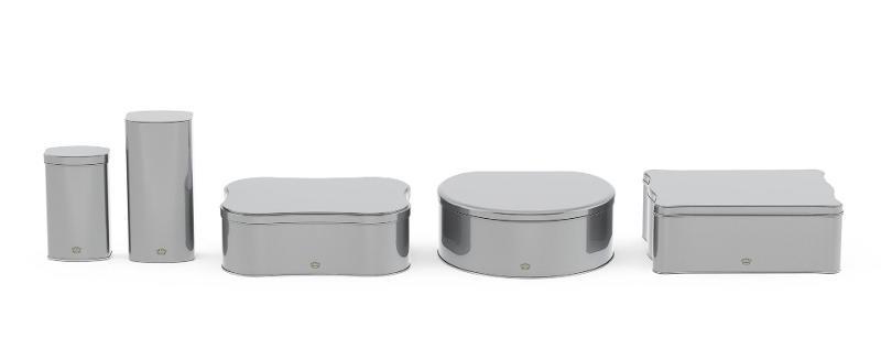 Specialty Packaging - Irregular Tins