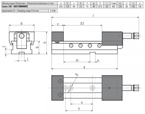 ALLMATIC basic 125 - Horizontal einsetzbar – große Variabilität und hohe Flexibilität