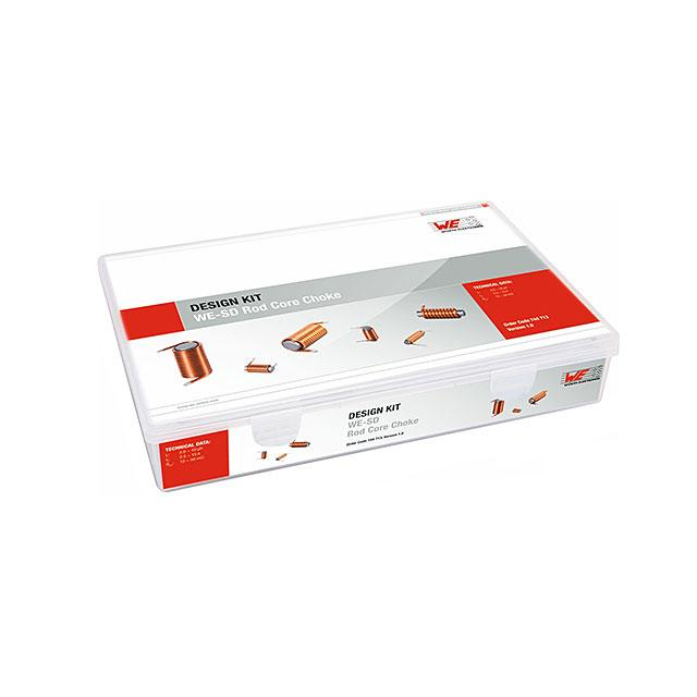 ROD CORE INDUCTORS WE-SD - Wurth Electronics Inc. 744713