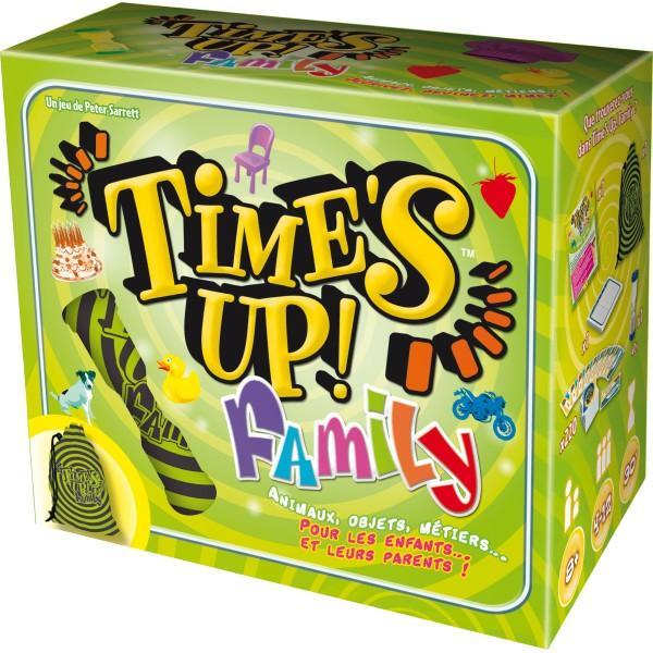 Time's Up - null