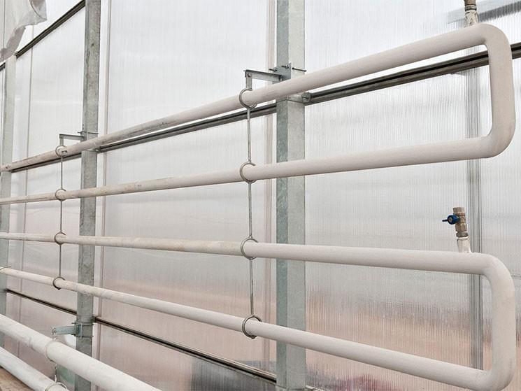 Greenhouse Heating System  - Greenhouse Heating System