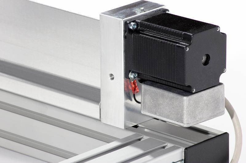 2D und 3D CNC Portalfräse - CNC Fräse High-Z S-400/T Kugelgewindetrieb