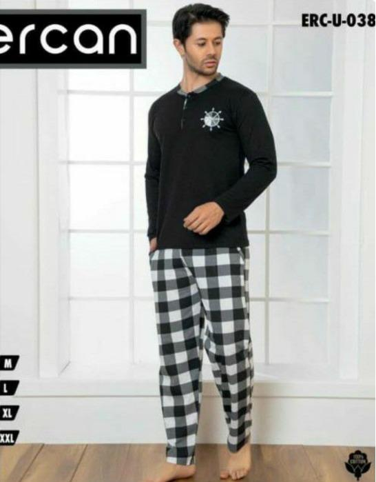 Bay pijama - Toptan pijamalar